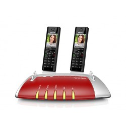 Central Telefónica IP com 2 Telefones C5