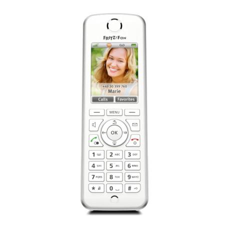 Telefone AVM FRITZ!Fon C4